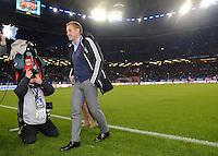 USSBALL   1. BUNDESLIGA    SAISON 2012/2013    10. Spieltag   Hamburger SV - FC Bayern Muenchen                    03.11.2012 Trainer Thorsten Fink (Hamburger SV)