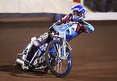 Kauko Nieminen of Lakeside Hammers - Lakeside Hammers Open Evening at the Arena Essex Raceway, Pufleet - 23/03/12 - MANDATORY CREDIT: Rob Newell/TGSPHOTO - Self billing applies where appropriate - 0845 094 6026 - contact@tgsphoto.co.uk - NO UNPAID USE..