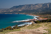 Libya, Cyrenaica, Baida, Benghazi, Cyrene, Apollonia, Derna. Greek ruins.