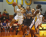 Oxford High vs. Baldwyn in girls high school basketball action in Oxford, Miss. on Monday, January 3, 2011. Oxford won 62-36.