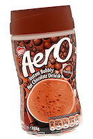 Jar of Aero Hot Chocolate Drink - 2011