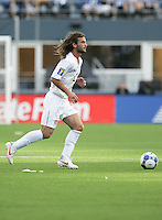 Kyle Beckerman. USA defeated Grenada 4-0 during the First Round of the 2009 CONCACAF Gold Cup at Qwest Field in Seattle, Washington on July 4, 2009.