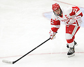 Jill Cardella (BU - 22) - The Boston University Terriers defeated the visiting Union College Dutchwomen 6-2 on Saturday, December 13, 2012, at Walter Brown Arena in Boston, Massachusetts.
