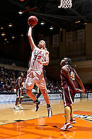 SAN ANTONIO, TX - NOVEMEBR 9, 2007: The Huston-Tillotson University Rams vs. The University of Texas at San Antonio Roadrunners Women's Basketball at the UTSA Convocation Center. (Photo by Jeff Huehn)