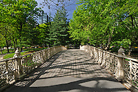Pine Bank Bridge, W 62 Street, Central Park, Manhattan, New York City, New York, USA