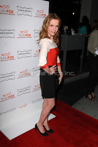 Sherman Oaks, CA - MARCH 7: Lea Thompson at Raising The Bar To End Parkinson's at Public School 818 in Sherman Oaks, California on March 7, 2015. Credit: David Edwards/DailyCeleb/MediaPunch