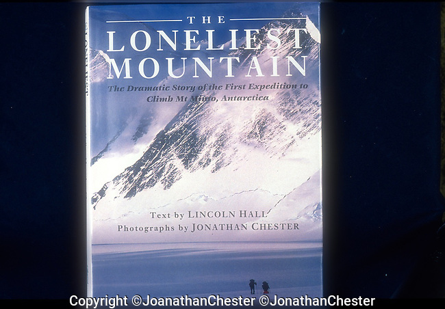 """The full story of the Australian Bicentennial Antarctic Expedition was published in our book """"The Loneliest Mountain"""".http://www.amazon.com/The-Loneliest-Mountain-Expedition-Antarctica/dp/0898862221 (Feb 18th 1988) Greg Mortimer,Lyle Closs, Glenn Singleman,Chris Hilton Lincoln Hall (RIP) and Jonathan Chester made the first ascent of Mt Minto 4163m in Antarctica's, North Victoria Land on the epic  three-month-long """"Australian Bicentennial Antarctica Expedition"""""""