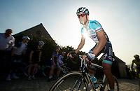 E3 Prijs Harelbeke 2012.Tom Boonen up on the Paterberg