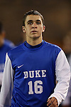 25 October 2013: Duke's Jimmy Doll. The Duke University Blue Devils hosted the Wake Forest University Demon Deacons at Koskinen Stadium in Durham, NC in a 2013 NCAA Division I Men's Soccer match. The game ended in a 2-2 tie after two overtimes.