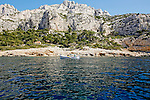 Stroll, Stand Up Paddle, and sip Along the Marseille Calanques.