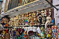 Venice Masks on display for sale
