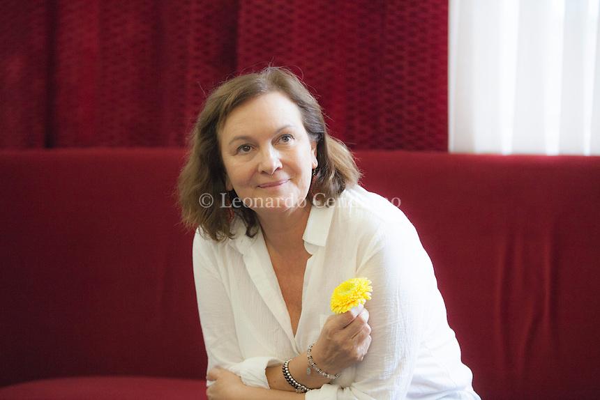 13 lug 2016 - Tra gli scrittori spagnoli più letti in Italia negli ultimi anni c'è una donna eccezionale, la scrittrice Clara Sánchez. Pordenonelegge settembre 2016. © Leonardo Cendamo