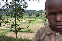 Rwanda Landscape and Memory