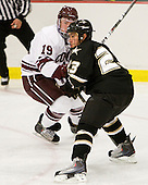 Austin Mayer (Colgate - 19), Bill Day (Army - 23) - The host Colgate University Raiders defeated the Army Black Knights 3-1 in the first Cape Cod Classic on Saturday, October 9, 2010, at the Hyannis Youth and Community Center in Hyannis, MA.