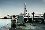 Rencontre avec les représentant de l'économie maritime au Cap gris. PhotoBenjamin Géminel.