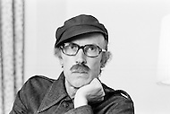 01 Dec 1972 --- French Director Eric Rohmer in New York. --- Image by © JP Laffont