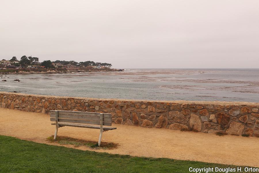 Monterey, California, Waterfront View | Douglas Orton Imaging