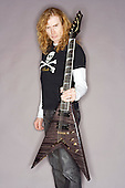 DAVE MUSTAINE (2008)