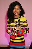 NEW YORK, NY - NOVEMBER 16: Yara Shahidi at the Sixth Annual WEEN Awards at ESPACE on November 16, 2016. Credit: Walik Goshorn/MediaPunch