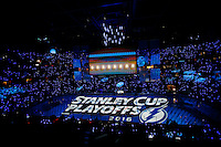 Eastern Conference Finals - Game 3 Pittsburgh Penguins vs Tampa Bay Lightning May 18, 2016
