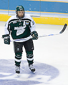 Tyler Howells (Michigan State - Eden Prairie, MN) - The Michigan State Spartans defeated the Boston College Eagles 3-1 (EN) to win the national championship in the final game of the 2007 Frozen Four at the Scottrade Center in St. Louis, Missouri on Saturday, April 7, 2007.