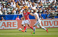 Carson, CA - March 4, 2017: FC Dallas defeat the Los Angeles Galaxy 2-1 in a Major League Soccer (MLS) game at StubHub Center.
