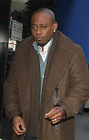 MAR 06 Omar Epps at Good Morning America