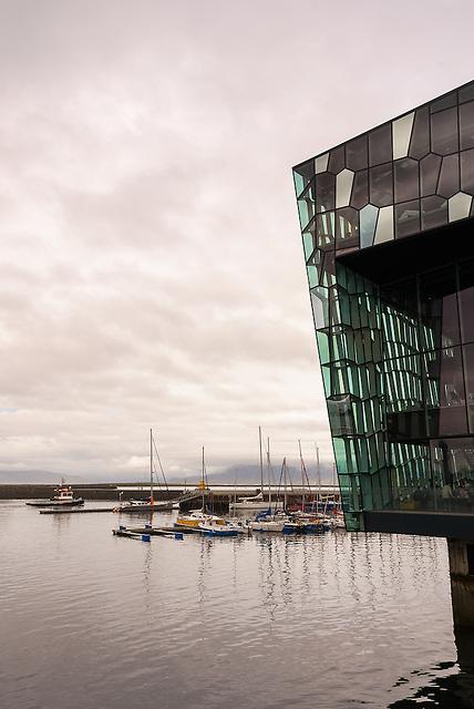 Harpa Concert Hall<br /> Reykjavic, Iceland
