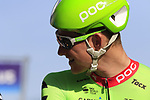 Ryan Mullen (IRL) Cannondale-Drapac waits for the start of Gent-Wevelgem in Flanders Fields 2017, running 249km from Denieze to Wevelgem, Flanders, Belgium. 26th March 2017.<br /> Picture: Eoin Clarke | Cyclefile<br /> <br /> <br /> All photos usage must carry mandatory copyright credit (&copy; Cyclefile | Eoin Clarke)