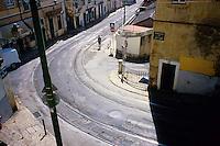 Travessa de Sao Tomé, Lisboa, Portugal, 2013.