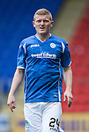 St Johnstone FC Season 2015-16<br /> Brian Easton<br /> Picture by Graeme Hart.<br /> Copyright Perthshire Picture Agency<br /> Tel: 01738 623350  Mobile: 07990 594431