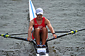 Takahiro Suda (JPN), SEPTEMBER 17, 2011 - Rowing : The 89th All Japan Rowing Championships during the Race Semi-final of Men's Single Sculls at the Toda Olympic Rowing Course, Saitama, Japan. (Photo by Jun Tsukida/AFLO SPORT) [0003]