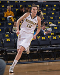 The University of Michigan women's basketball team beat Valparaiso, 73-32, at Crisler Center in Ann Arbor, Mich., on December 20, 2012.