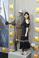 """HOLLYWOOD, CA - May 8: Perrey Reeves, At Premiere Of Warner Bros. Pictures' """"King Arthur: Legend Of The Sword"""" At The TCL Chinese Theatre In California on May 8, 2017. Credit: FS/MediaPunch"""