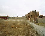 Downtown, Gary, Indiana, March, 2008