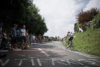 Yukiya Arashiro (JAP/Lampre-Merida)<br /> <br /> Stage 18 (ITT) - Sallanches &rsaquo; Meg&egrave;ve (17km)<br /> 103rd Tour de France 2016