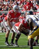 13 October 2007: Ohio State quarterback Todd Boeckman (17)..The Ohio State Buckeyes defeated the Kent State Golden Flashes 48-3 on  October 13, 2007 at Ohio Stadium, Columbus, Ohio.