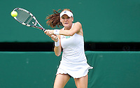 ..Tennis - Grand Slam - The Championships Wimbledon - AELTC - The All England Club - London - Thu July 5h 2012. .© AMN Images, 30, Cleveland Street, London, W1T 4JD.Tel - +44 20 7907 6387.mfrey@advantagemedianet.com.www.amnimages.photoshelter.com.www.advantagemedianet.com.www.tennishead.net