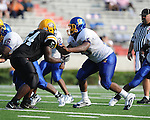 Oxford High vs. Ripley in preseason football action at Vaught-Hemingway Stadium in Oxford, Miss. on Saturday, August 14, 2010.