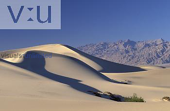 Sand Dunes at Stovepipe Wells, Death Valley National Park, California.