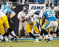 NFL Carolina Panthers vs Pittsburgh Steelers, Sept. 21, 2014