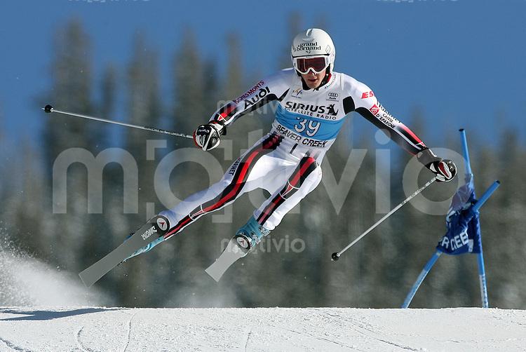 Ski Alpin; Saison 2006/2007  Riesenslalom Herren Steve Missillier (FRA)