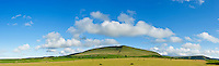 Hay Bluff, near Hay-on-Wye, Black mountains, Brecon Beacons national park, Wales