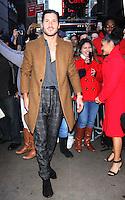 NEW YORK, NY November 23: Valentin Chmerkovskiy winner of Dancing with Stars 2016 at Good Morning America in New York City.November 23, 2016. Credit:RW/MediaPunch