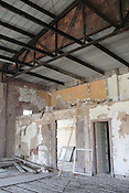 The third floor, with its lofty ceilings, is slated to hold a ballroom, bridal suite, boardroom and mezzanine.