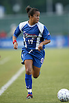 19 July 2003: Danielle Slaton. The Carolina Courage defeated the San Diego Spirit 1-0 at SAS Stadium in Cary, NC in a regular season WUSA game.
