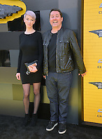 Doug Benson &amp; Guest at the world premiere of &quot;The Lego Batman Movie&quot; at the Regency Village Theatre, Westwood, Los Angeles, USA 4th February  2017<br /> Picture: Paul Smith/Featureflash/SilverHub 0208 004 5359 sales@silverhubmedia.com