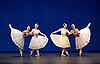 The Royal Danish Ballet soloists &amp; principals <br /> Bournoville Celebration <br /> at The Peacock Theatre, London, Great Britain <br /> press photocall<br /> 9th January 2015 <br /> <br /> <br /> <br /> <br /> pas de six from Napoli <br /> <br /> <br /> Susanne Grinder<br /> Kizzy Matiakis<br /> Femke Slot <br /> Amy Watson <br /> <br /> <br /> <br /> <br /> Photograph by Elliott Franks <br /> Image licensed to Elliott Franks Photography Services