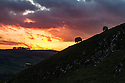 2016_02_24_Thorpe Cloud_Sunset