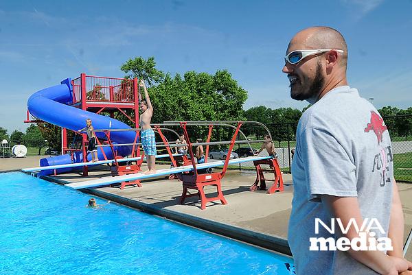 Adg fea dive nwa media for Bentonville pool